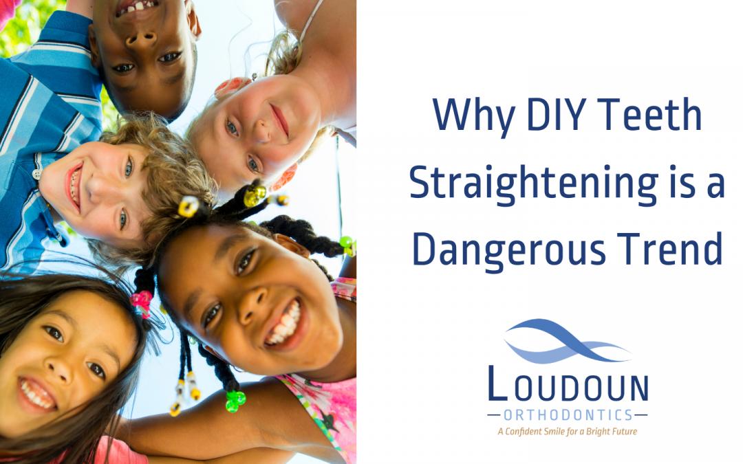 Why DIY Teeth Straightening is a Dangerous Trend