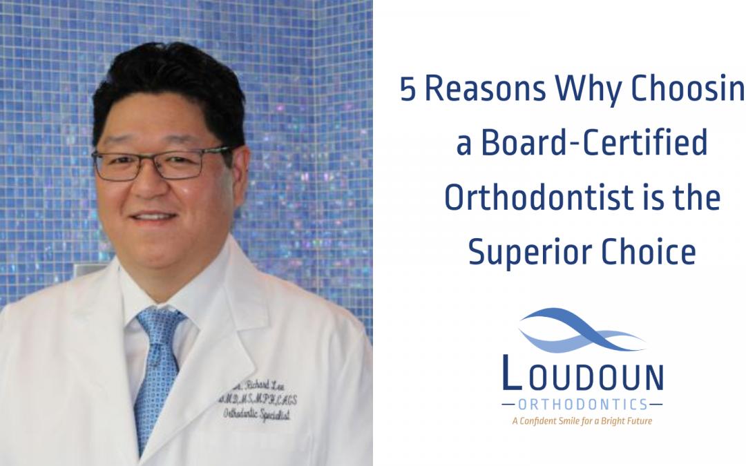 Board Certified Orthodontist Dr. Lee