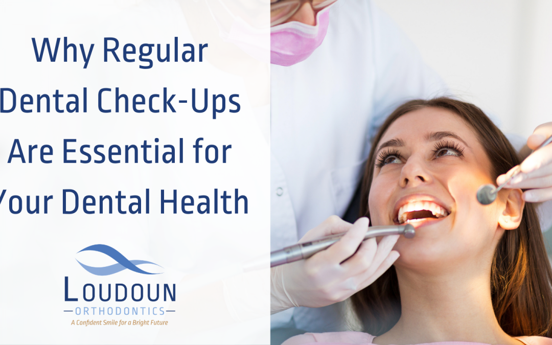 Why Regular Dental Check-Ups Are Essential for Your Dental Health