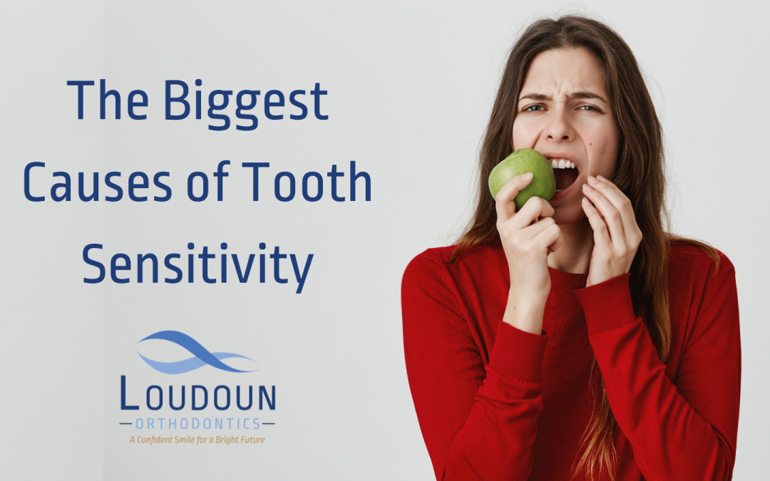 The Biggest Causes of Tooth Sensitivity